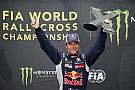 World Rallycross Loeb mette la firma anche nel Rallycross: prima vittoria in Lettonia