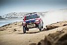 Cross-Country Rally Al-Attiyah gana en Marruecos por delante de Sainz; Price triunfa en motos