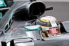 Lewis Hamilton gibt zu: Schlechter Start war sein eigener Fehler