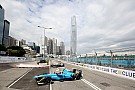 Formel E in Hongkong: Das Rennergebnis in Bildern