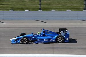 IndyCar 速報ニュース チップ・ガナッシ、カナーンとNTTデータの契約更新を発表