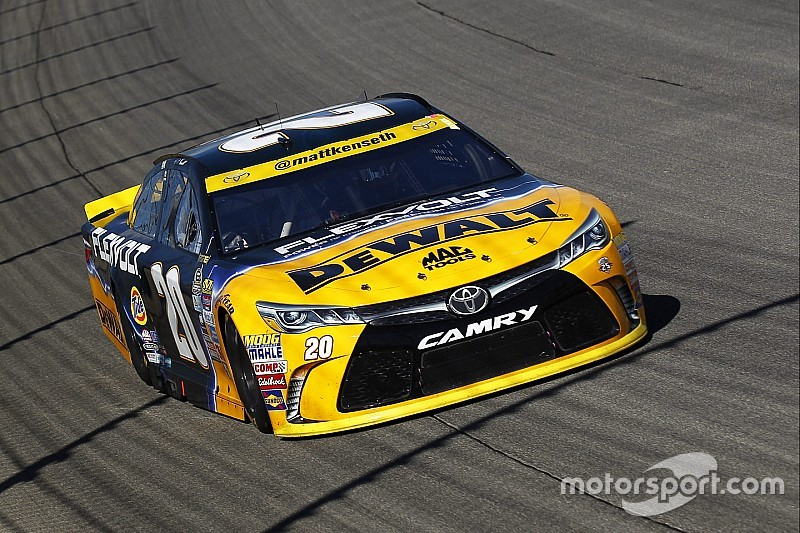 NASCAR: Kansas-Pole für Matt Kenseth