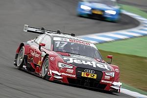 DTM Reporte de calificación Molina 2º en la clasificación para la Carrera 1 de Hockenheim