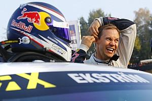 WK Rallycross Raceverslag WRX Duitsland: Ekström kroont zich tot wereldkampioen rallycross