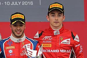GP2 Actualités Vers un duo Leclerc-Fuoco chez Prema en 2017?