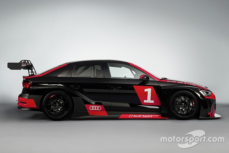 Neuer Audi-Tourenwagen gibt Renndebüt auf der Nordschleife