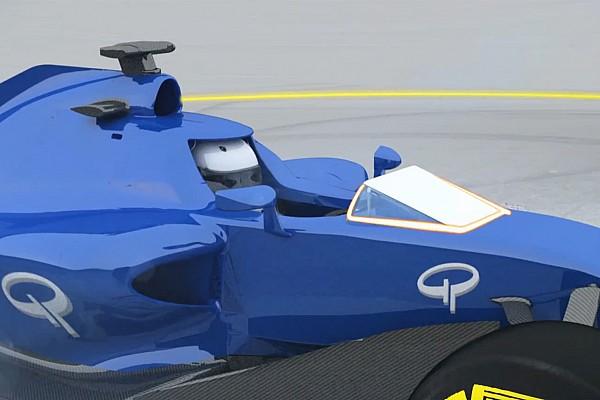 Formula 1 Analisi Animazione tecnica: ecco come funzionerebbe l'Active windscreen