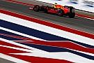 F1アメリカGPフリー走行分析:ソフトのペースが優秀なレッドブル。打倒メルセデスなるか?