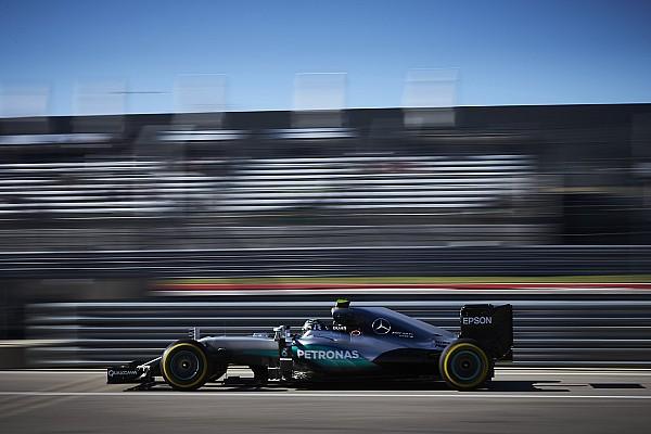 Formule 1 Réactions Rosberg manque la passe de trois à Austin