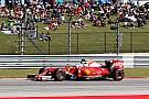 ベッテル「日本GPと似たサーキットだと思うが、想定よりも競争力がなかった」