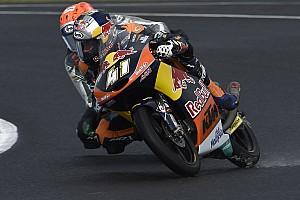 Moto3 Reporte de la carrera Victoria de Binder, sobrecogedora caída de McPhee