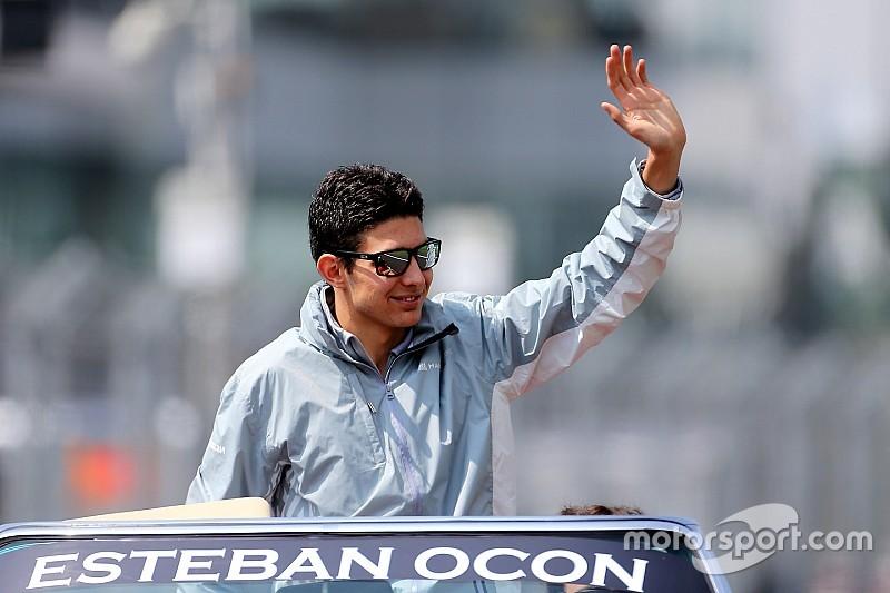 奥康确定2017年代表印度力量参赛