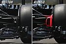 Formel-1-Technik: Neuerungen beim Grand Prix von Brasilien