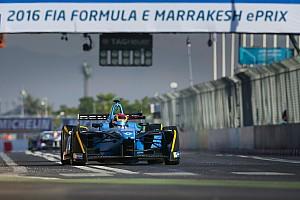 Fórmula E Relato da corrida Após punição, Buemi vence no Marrocos; di Grassi é 5º
