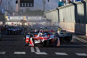 Формула E Важливі новини Розенквіст втратив перемогу через проблеми в кінці гонки