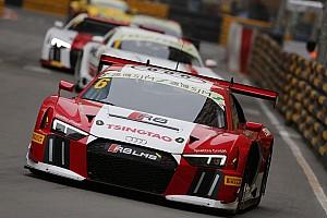 GT Preview Audi veut sa revanche lors de la Coupe du monde de GT à Macao