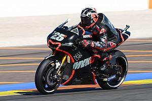 MotoGP Relato de testes Viñales é mais veloz em segundo e último dia em Valência