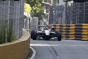 Formule 3 Résumé de qualifications Russell signe la pole et le record du circuit à Macao!