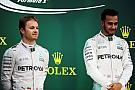 Haug'dan Rosberg'e destek: Bu duruma şans eseri gelmedi