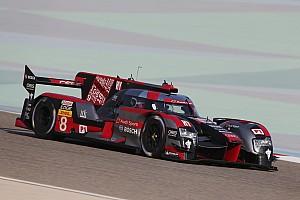 WEC Reporte de calificación Audi logra la pole en su despedida del WEC