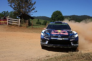 WRC Resumen de la etapa Hayden Paddon se lanza al ataque contra Volkswagen