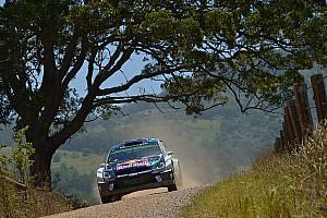 WRC Resumen de la fase Ogier reduce la diferencia con Mikkelsen en Australia