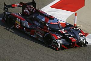 WEC Отчет о гонке Audi закончила участие в WEC победным дублем