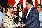 NASCAR XFINITY Presidente de México se une a felicidad por triunfo de Suárez