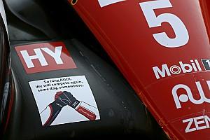 WEC 速報ニュース 【WEC】TMGロブ・ルーペン「アウディは素晴らしいレースをした。彼らは勝利に値する」