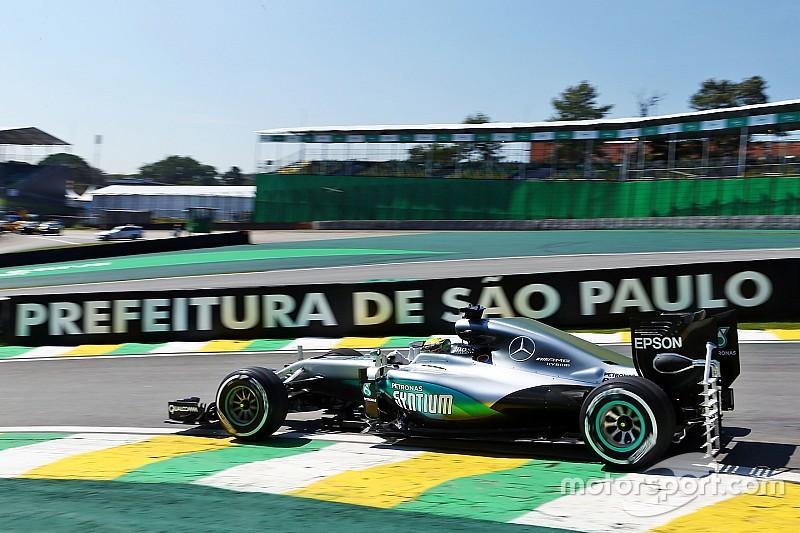 【F1ブラジルGP】技術分析:メルセデス、来年に向けてデータ収集