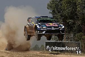 WRC I più cliccati Fotogallery: gli scatti più belli del Rally d'Australia