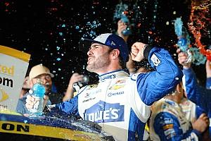 Monster Energy NASCAR Cup Actualités Avec ses 7 titres, Jimmie Johnson réalise un exploit mémorable