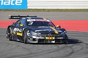 DTM News Young-Driver-Test: Mercedes mit Ex-DTM-Fahrer und Nachwuchstalent