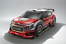 Speciale Citroen esporrà al Motor Show 2016 di Bologna la C3 WRC Plus Concept