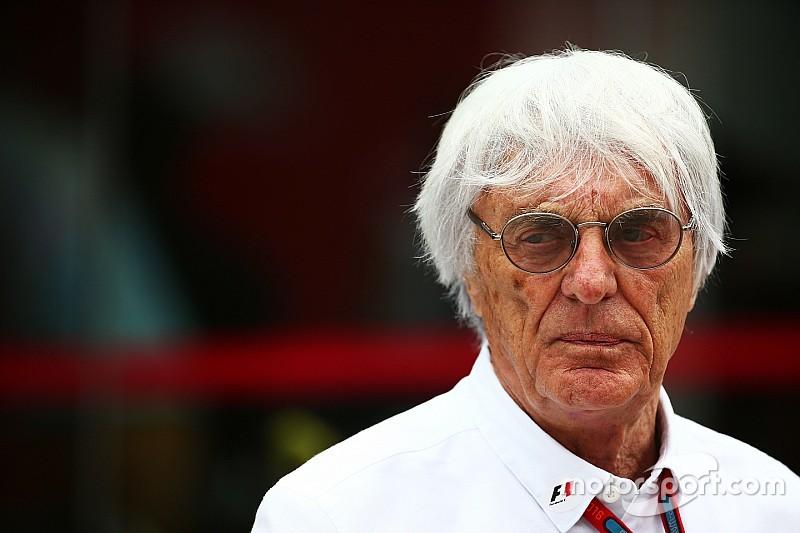【F1】エクレストン「リバティが来ても、F1は何も変わらない」
