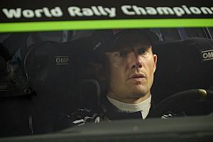 WRC Слухи Ожье заметили на тестах Yaris WRC