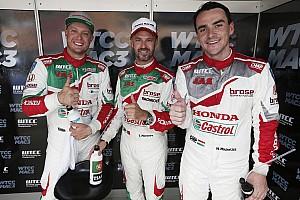 WTCC BRÉKING WTCC: Monteiro-Michelisz sorrend a második szabadedzés végén