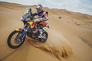Dakar Nieuws Dakar-kampioen Price tot eind 2019 bij KTM