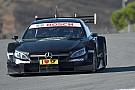 DTM Edoardo Mortara vor erstem DTM-Test für Mercedes in Jerez