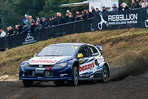 World Rallycross Réactions