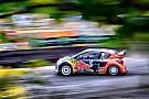 World Rallycross Loeb -