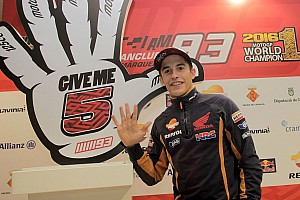 MotoGP Важливі новини Маркес навчатиме дітей мотокросу