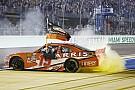 NASCAR XFINITY Suárez trabajó mucho para ganar su título en NASCAR