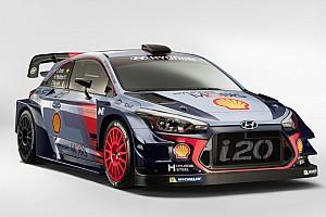 WRC Ultime notizie La Hyundai ha tolto i veli alla i20 New Generation WRC Plus a Monza