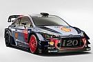 WRC La Hyundai ha tolto i veli alla i20 New Generation WRC Plus a Monza