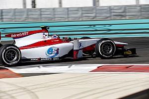 GP2 Reporte de pruebas Albon fue el más rápido en el segundo día de test de GP2