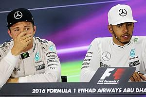 Forma-1 BRÉKING Hamilton és Rosberg egymás ellen: 2013-2016