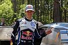 WRC Rallye-Weltmeister Sebastien Ogier