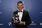 Formula 1 Max Verstappen sbanca la cerimonia di premiazione FIA