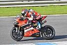 WSBK Melandri - Ducati, la meilleure équipe pour moi